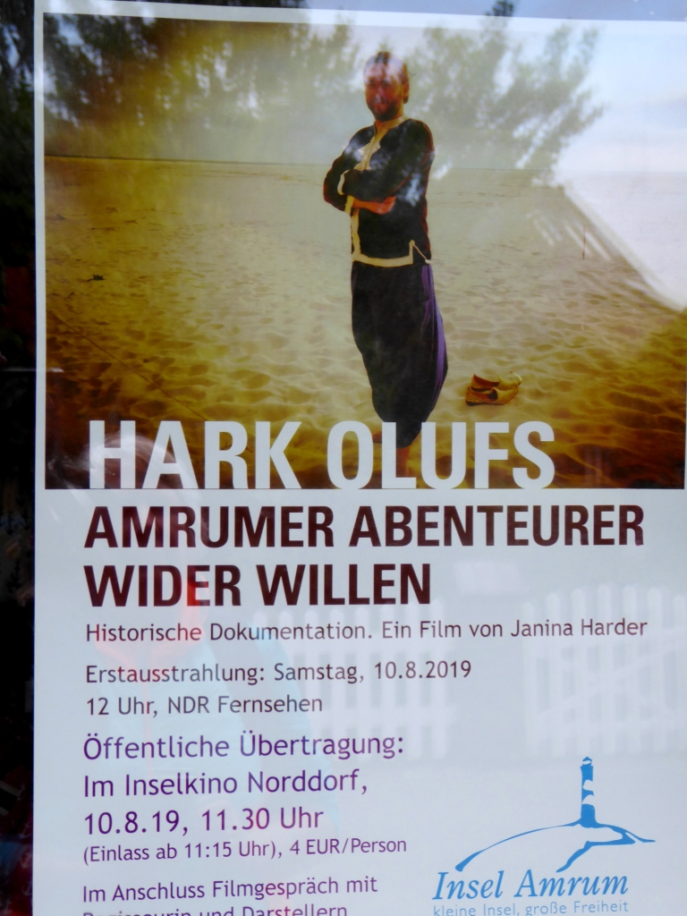 Hark Olufs Amrumer Abenteurer wider willen NDR Film Janina Harder